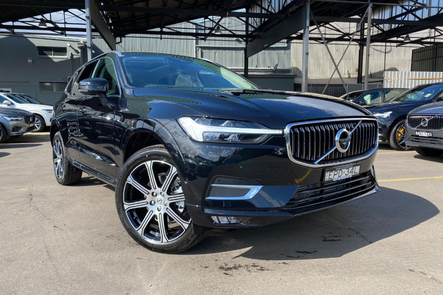 2021 Volvo XC60 T5 In Suv