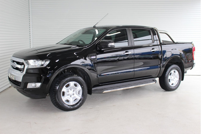 2017 Ford Ranger PX MkII 4x4 XLT Double Cab Pickup 3.2L Dual cab Image 5