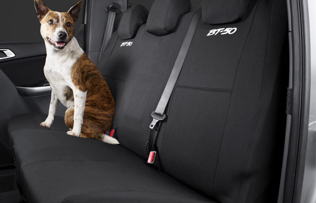REAR SEAT COVER