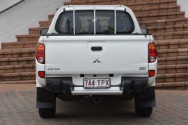 2013 Mitsubishi Triton MN MY13 GLX Utility Image 4