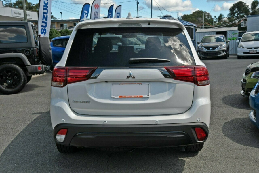 2019 MY20 Mitsubishi Outlander ZL MY20 Black Edition 2WD Suv