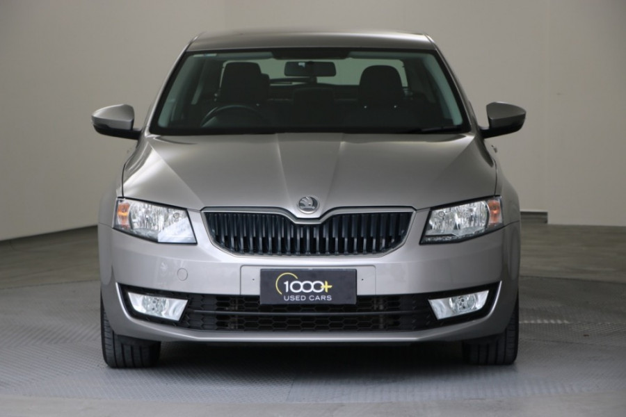 2014 Skoda Octavia NE MY14 Ambition Sedan