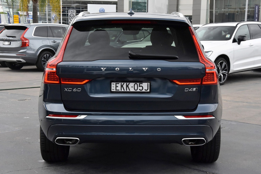 2020 Volvo XC60 D4 Inscription