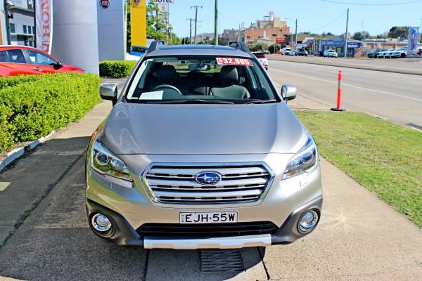 2015 Subaru Outback B6A  2.5i Suv Image 3