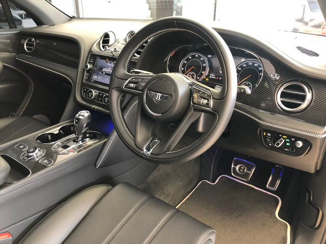 2018 Bentley Bentayga 4V MY19 Suv