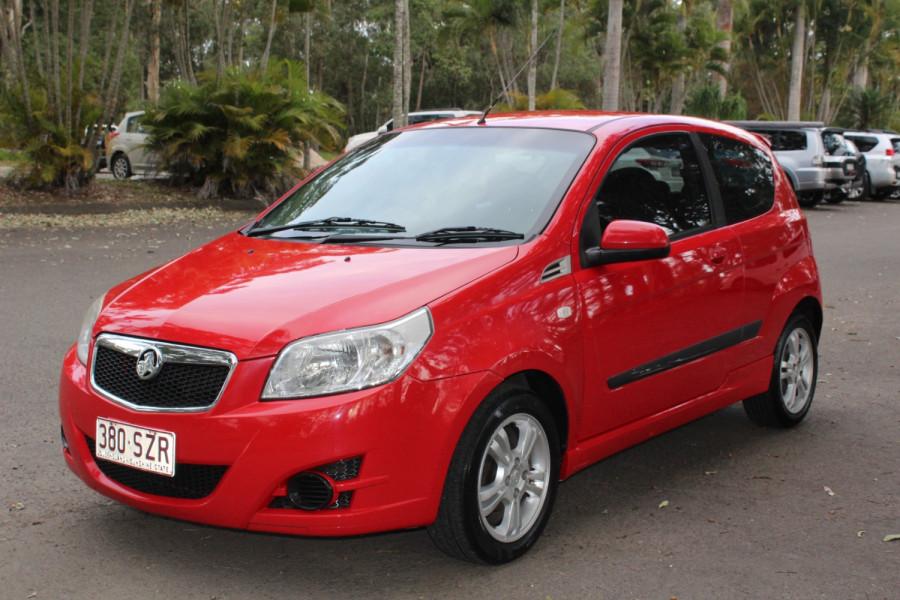 2009 MY10 Holden Barina TK  Hatchback