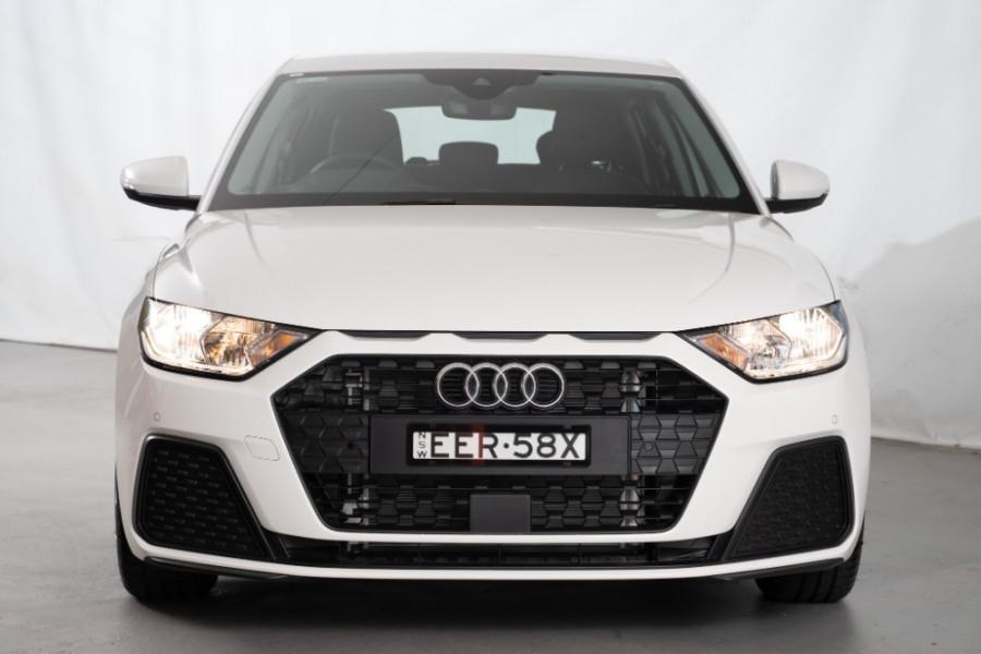 2020 Audi Audi A1