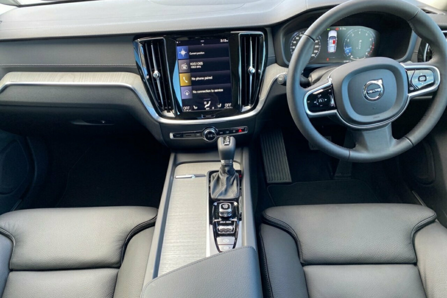 2019 MY20 Volvo V60 F-Series T5 Inscription Wagon Image 9