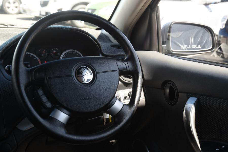 2009 Holden Barina TK MY09 Hatchback Image 9