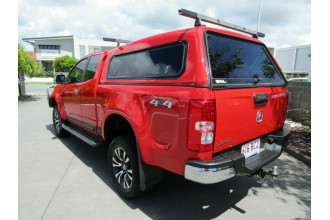 2016 MY17 Holden Colorado RG MY17 LTZ Pickup Space Cab Utility Image 5