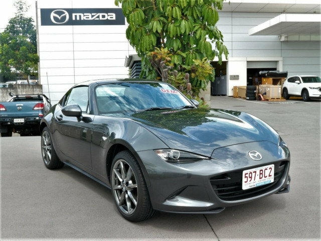 2020 Mazda MX-5 ND RF GT Convertible Mobile Image 3