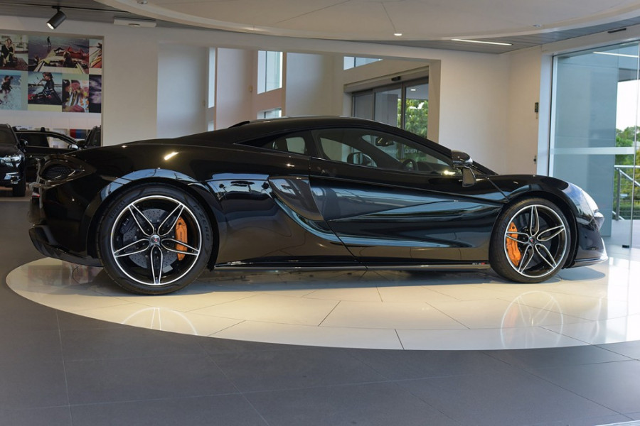 2017 Mclaren P13 Sports Series 570S Coupe Mobile Image 5