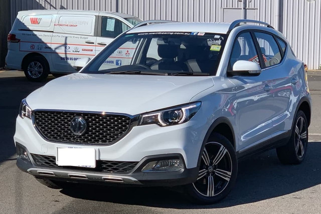 2019 MG Zs Excite