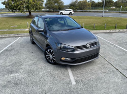 Volkswagen Polo 66TSI Trendline 6R MY15