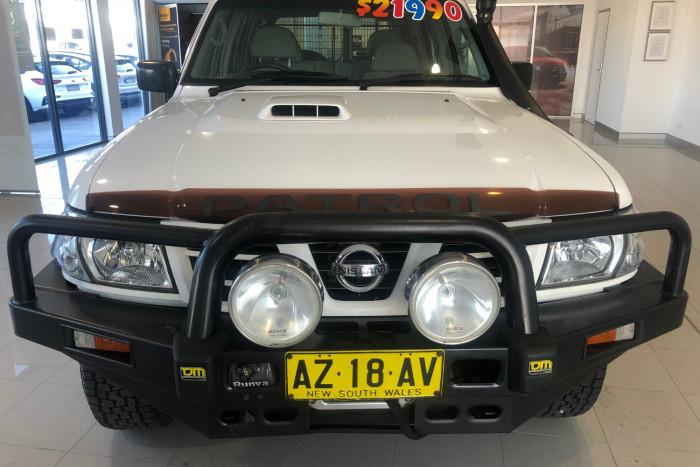 2004 MY05 Nissan Patrol GU IV MY05 ST Suv