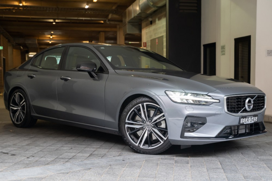 2020 Volvo S60 Z Series T5 R-Design Sedan Image 1