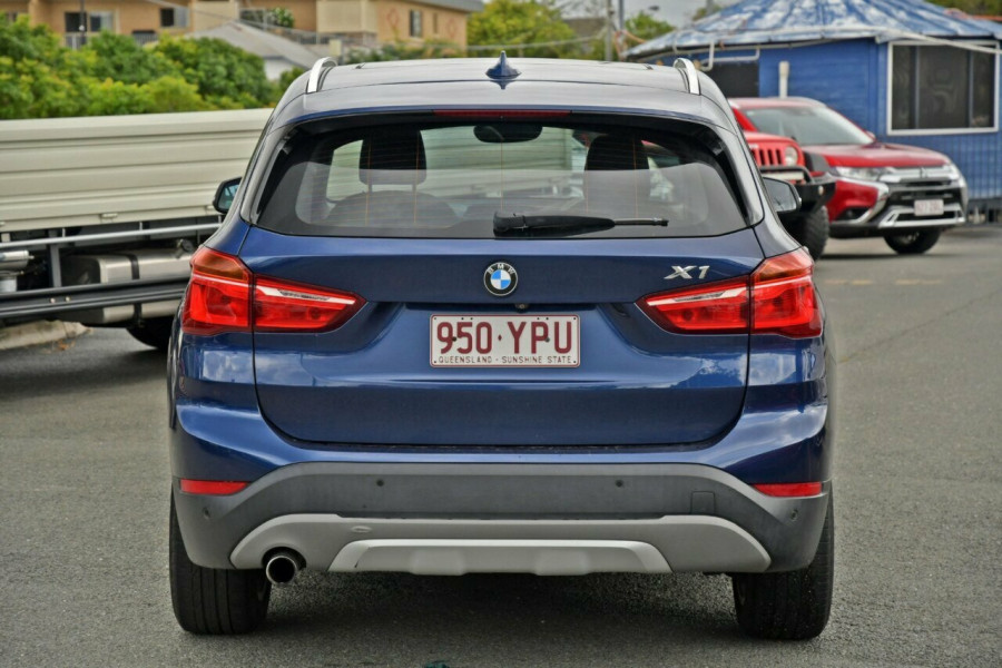 2016 BMW X1 F48 sDrive18d Steptronic Suv
