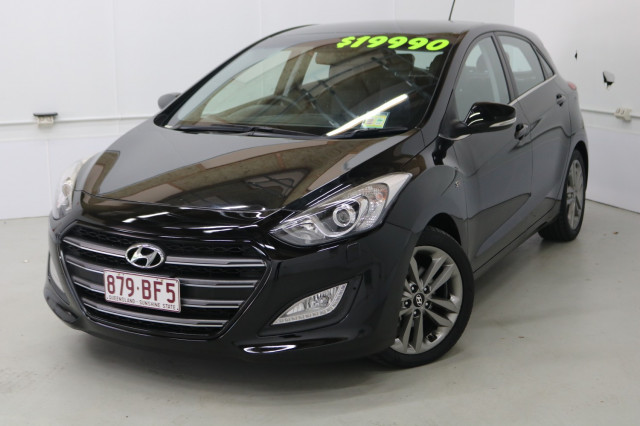 2016 Hyundai I30 GD3 SERIES II MY16 SR Hatchback