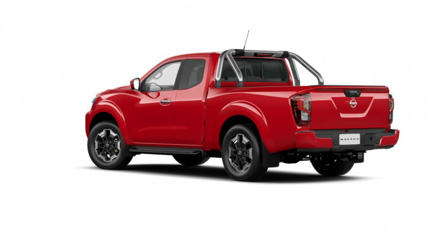2021 Nissan Navara D23 Dual Cab ST Pick Up 4x2 Utility Image 26