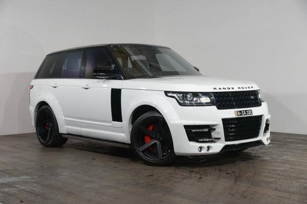 Land Rover Range Rover Hse Tdv6 Range Rover Range Rover Hse Tdv6 Auto