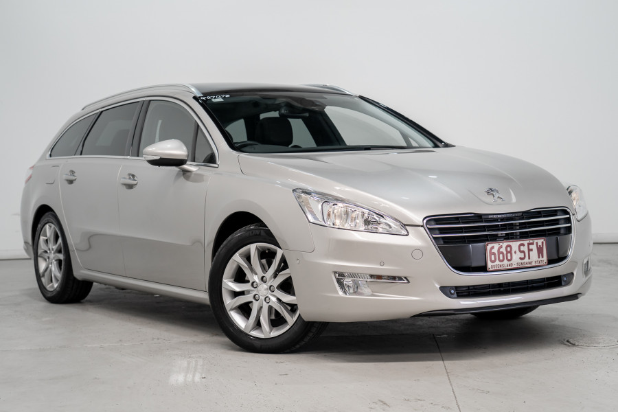 2012 Peugeot 508 Allure Hdi Touring