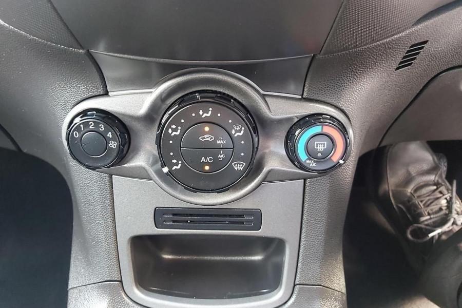 2015 Ford Fiesta WZ Ambiente Hatchback