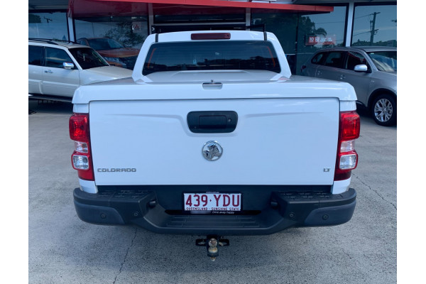 2017 Holden Colorado Utility Image 4