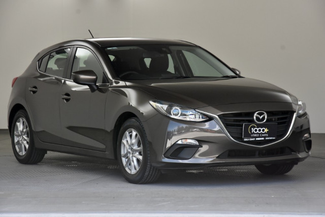 2013 Mazda 3 BM5478 Maxx Hatchback