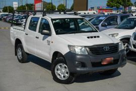 Toyota Hilux Workmate Double Cab KUN26R MY12