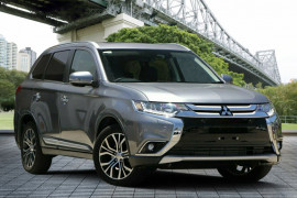 Mitsubishi Outlander Exceed 4WD ZK MY17
