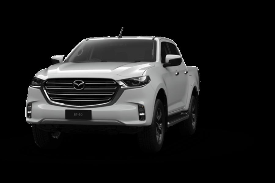 2020 Mazda BT-50 XTR 4x2 Pickup