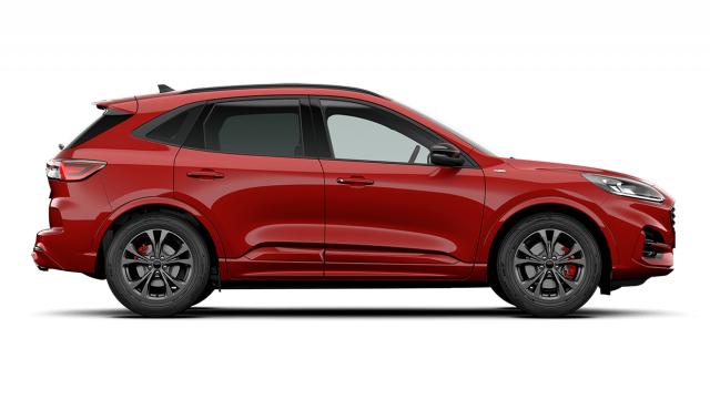 2020 MY21.25 Ford Escape ZH ST-Line Suv Image 2