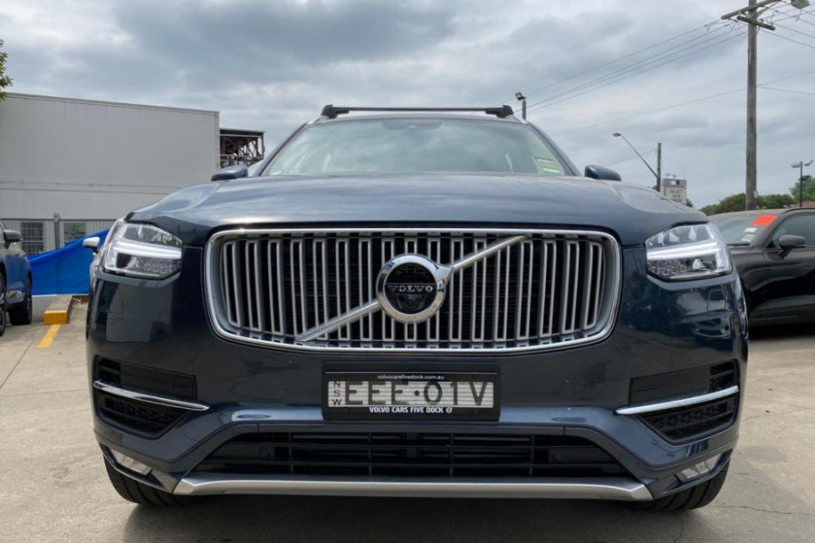 2019 Volvo XC90 L Series D5 Inscription Suv Image 10