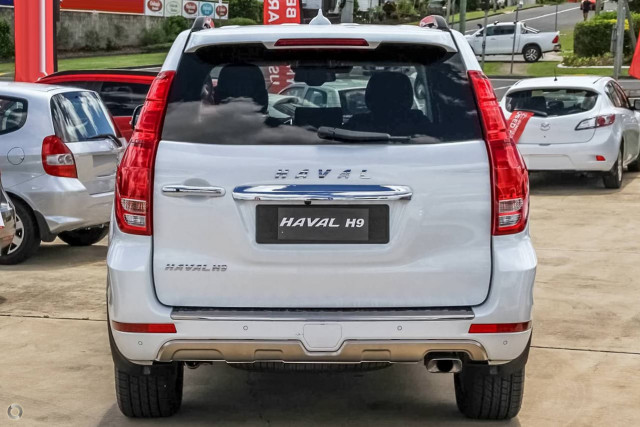 2020 MY19 Haval H9 LUX Suv Image 3