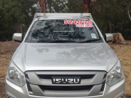 Isuzu UTE D-MAX 4x2 SX Single Cab Chassis Low-Ride --