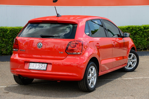 2012 MY13 Volkswagen Polo 6R  77TSI Comfrtline Hatchback