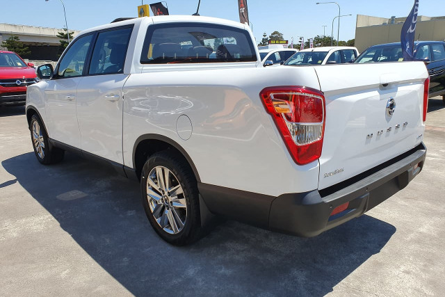2019 SsangYong Musso XLV Ultimate Plus 6 of 20