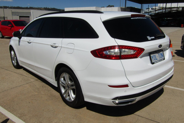2016 Ford Mondeo MD Ambiente Wagon Wagon Image 5