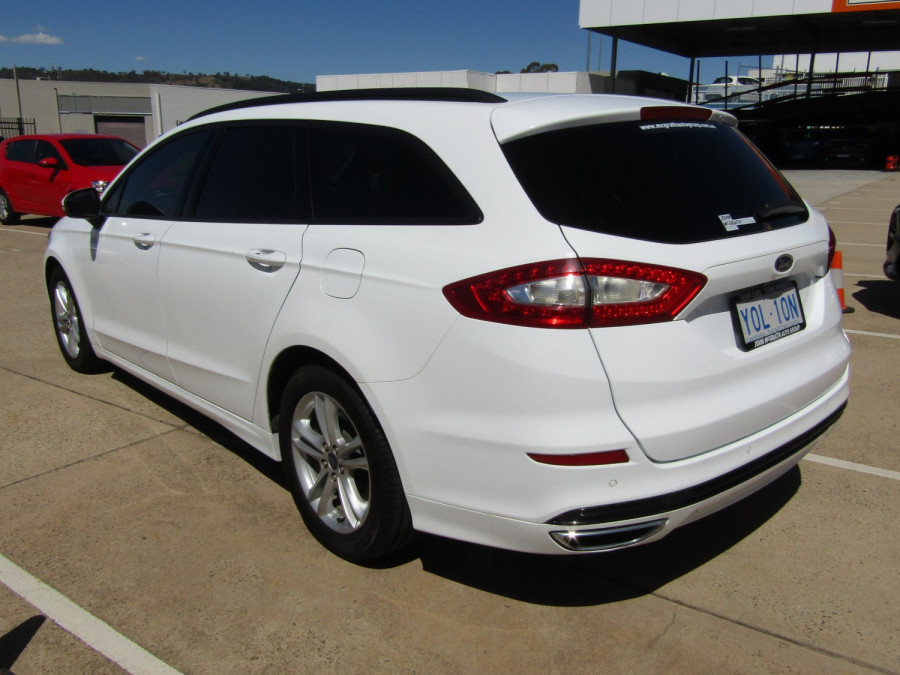 2016 Ford Mondeo MD Ambiente Wagon Wagon Image 8