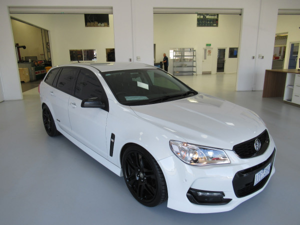 2016 Holden Commodore VF II MY16 SV6 Wagon Image 4