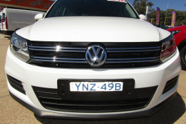 Volkswagen Tiguan 1.4T 5N  118TSI Wagon DSG 6sp 2WD