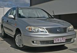 Nissan Pulsar ST N16 MY2004