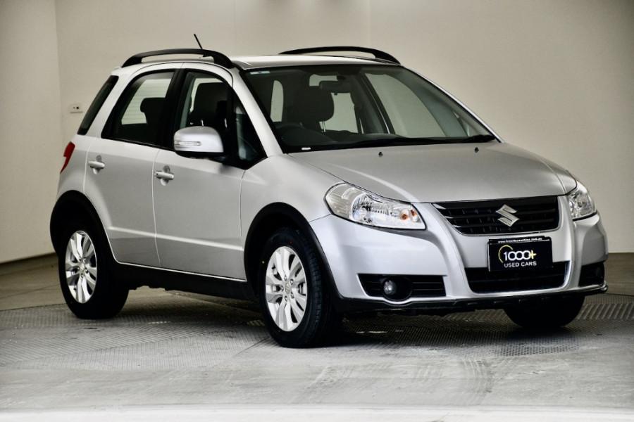 2013 Suzuki Sx4 GYA MY13 Crossover Hatchback