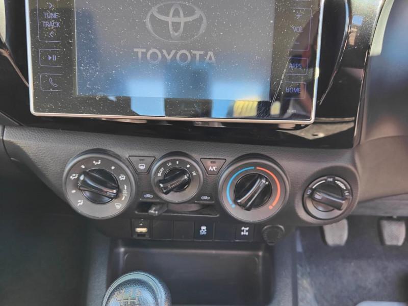 2017 Toyota HiLux GUN126R SR Utility