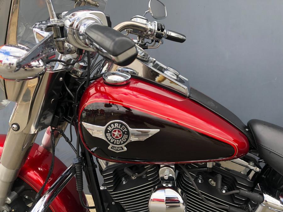 2012 Harley Davidson Fatboy FLSTE1 Motorcycle Image 6