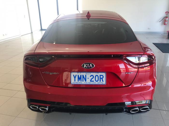 2017 MY18 Kia Stinger CK GT Sedan Image 9