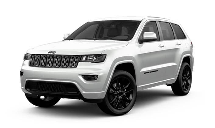 2020 MY0  Jeep Grand Cherokee WK Night Eagle Suv