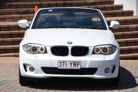 2012 MY11 BMW 125i E88 LCI MY0911 125i Convertible Image 2
