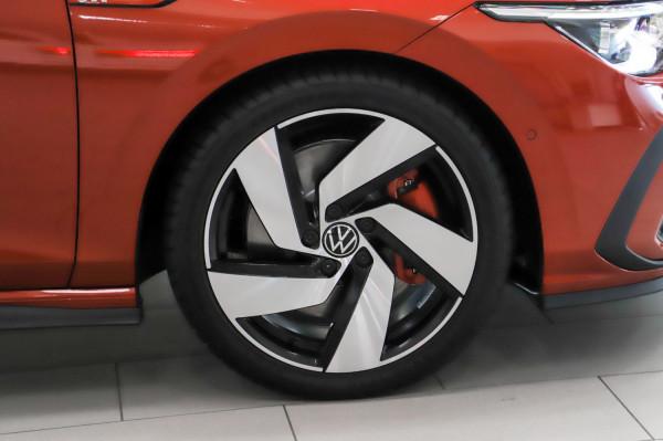 2021 Volkswagen Golf 8 GTI Hatch