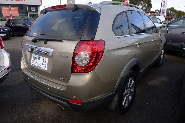 2010 Holden Captiva LX